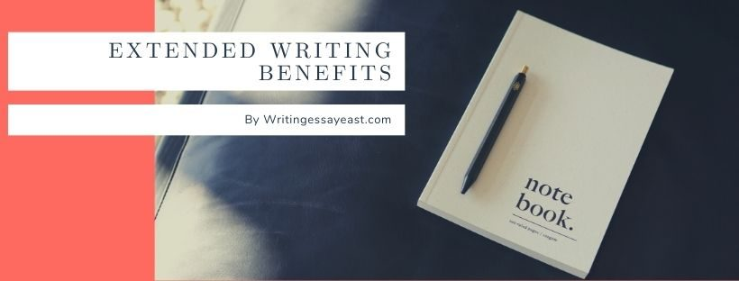 Banner for Extended writing benefits