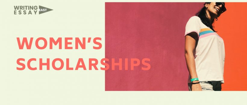 Banner for Posr of Women`s Scolarships