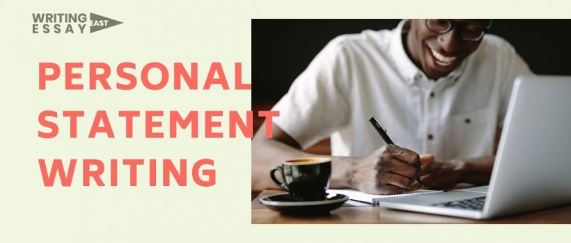 Banner for A Post on Writing Personal Statement